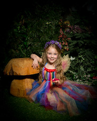 Enchanted Forest Fairy Photography