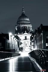 St Pauls London (psychosteve-2) Tags: st pauls london night