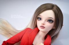 Nicole (fluffy_347) Tags: bjd bjdgirl bjdmsd bjdphoto balljointeddoll minifee minifeeevent minifeeeventhead minifeeelf minifeesircca sircca doll dolls dollphotogallery dollphotography msd куклы фейрилэнд минифи
