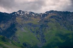 Caucasus Mountains, Kazbegi, Georgia (CamelKW) Tags: georgia june2017 caucasusmountains kazbegi