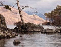 Morar Kayak 13 (chris-parker) Tags: cotland loch morar arisaig lake kayak canoe eigg camasdarach camusdarach hebrides paddle island
