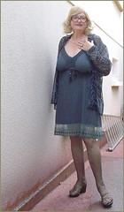 2018 - 08 - 04 - Karoll  - 808 (Karoll le bihan) Tags: femme feminization feminine travestis tgirl travestie transvestite travesti transgender effeminate tv crossdressing crossdresser travestisme travestissement féminisation crossdress dressing lingerie escarpins bas stocking pantyhose stilettos highheel collants strumpfhosen