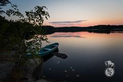Teijo island sunset (Storm'sEndPhoto) Tags: teijo teijonkansallisupuisto kansallispuisto nationalpark salo finland suomi luonto maisema järvi kesä summer lake rowboat sunset sunrise night twilight dawn island nordic scandinavia