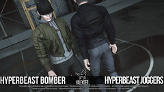 [VALE KOER] HYPERBEAST BOMBER JACKET AND JOGGERS (VALE KOER) Tags: vk vale koer valekoer second life secondlife sl bob belleza jake signature gianni c88 collabor collabor88 88