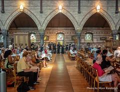 Jazz Choir copy (redroofmontreal) Tags: jazzmass stjohntheevangelist saintjohntheevangelist service mass liturgy anglican anglocatholic church christian montreal redroof redroofchurch myerrandolph