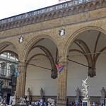 Loggia dei Lanzi - Piazza della Signoria, Florence thumbnail