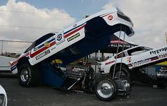Nostalgia FC_1416 (Fast an' Bulbous) Tags: drag race car vehicle motorsport fast speed power acceleration racecar santapod outdoor