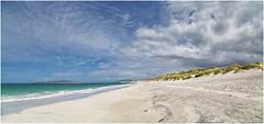 Berneray beach (Antony Ward) Tags: berneray outerhebrides