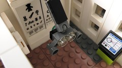Opthalmology (rh1985moc) Tags: hospital lego england health service surgery ambulance medical centre