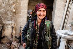 IMG_6591.jpg (Reportages ici et ailleurs) Tags: kurdistanirakien urbanwar kurdes sinjar pkk yezidis peshmerga battle city yekineyenberxwedanshengale ybs guerre shengal ezidis guerreurbaine yannrenoult fight bataille war isis hpg ypg yjastar etatislamique montagne guerilla kurd ville yekineyenparastinagel mountain