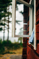 Window (Fredrik Forsberg) Tags: sweden värmland summer overcast sonya7ii