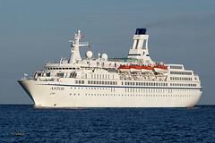 A56A2030@L6 (Logan-26) Tags: astor cruise ship maritime voyages flag bahamas port nassau riga latvia aleksandrs čubikins daugava river gulf passenger