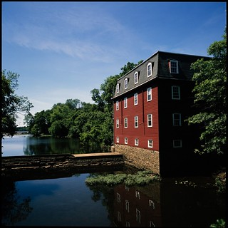 Kingston Mill House