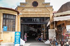 Bandabuliya bazaar Nicosia