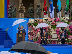 """Posesión Presidente de Colombia • <a style=""""font-size:0.8em;"""" href=""""http://www.flickr.com/photos/39526151@N07/43011378255/"""" target=""""_blank"""">View on Flickr</a>"""
