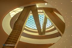 Golden M (Carismarkus) Tags: architecture architektur beton einkaufszentrum glas schweiz sihlcity stair staircase steps treppe zürich concrete glass modern shoppingcenter shoppingmall