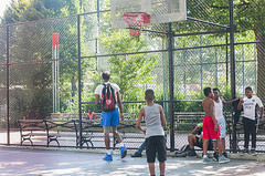 1358_0225FL (davidben33) Tags: brooklyn ny crown height summer 2018 park sport basketball people children 718 plaj joi trees bushes sporting field