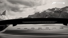 Watching Over (Mr. Pebb) Tags: porsche918spyder porsche 918spyder 918 german germany european nature blackandwhite blackwhite bw desaturated 3840x2160 4kgaming 4k 169 landscapeformat landscapemode landscape close closeup rear hybrid awd allwheeldrive 4wd fourwheeldrive 2seater twoseater twodoor 2door 2014 midengined midengine silver car hypercar supercar forza fm7 forza7 forzamotorsport7 turn10 turn10studios t10 ms microsoft xboxone xboxonex xbox racinggame racegame videogame videogamecapture imagecapture screencapture screenshot stockshot stock still stillimage stillshot stillpicture mountain cloud clouds