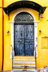 Chania, Crete (Kevin R Thornton) Tags: d90 crete travel nikon mediterranean greece city architecture chania door creteregion gr