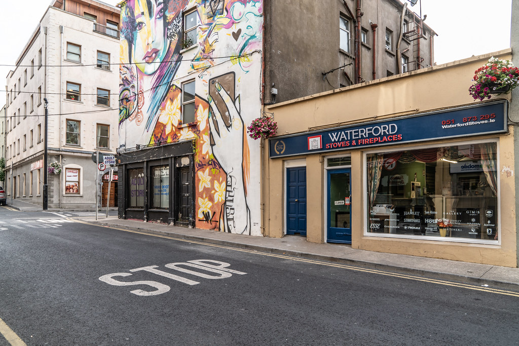 EXAMPLES OF STREET ART [URBAN CULTURE IN WATERFORD CITY]-142340