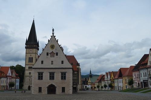 Bardejov's old square VIII