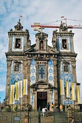 (18th century) Igreja de Santo Ildefonso, Porto (Gail at Large | Image Legacy) Tags: 2018 batalha igrejadesantoildefonso portugal church gailatlargecom