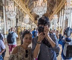 Versailles (flrent) Tags: versailles paris chateau palais castle jardins ile de france roi royal parc peinture musee painting museum
