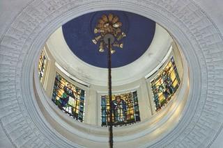 Washington DC - St. John's Episcopal Church, Lafayette Square - Cupola - Church of the Presidents