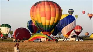 Lorraine Mondial Air Balloons 2015