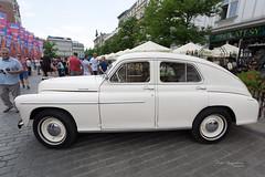 Warszawa (piotr_szymanek) Tags: kraków car vintagecar warszawa 1k 20f 5k