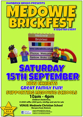 Medowie Brickfest 2018 (KPowers67) Tags: lego fan event medowie nsw australia port stephens show brickfest new south wales fundraising rainbow bricks hunter valley newcastle central coast