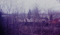 Lehigh Valley 632 (CPShips) Tags: lehighvalley alco c628 snowbird boundbrook 1976