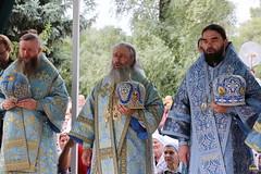 74. Святогорской иконы Божией Матери в Лавре 30.07.2018