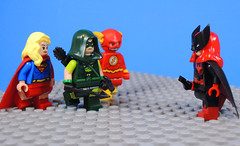 New CW Hero (-Metarix-) Tags: lego super hero minifig dc comics comic universe arrow flash supergirl arrowverse batwoman tv show crossover gotham