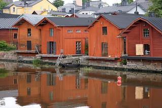 Porvoo Red Houses