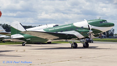 N300BF BT-67 Basler Turbo Conversions (Anhedral) Tags: n300bf douglas dc3 bt67 baslerturboconversions osh kosh oskhosh turboprop