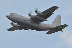 Austrian Air Force Lockheed C-130K Hercules 8T-CA (James L Taylor) Tags: raf100 celbration royal international air tattoo 2018 riat18 raf100celebrationroyalinternationalairtattoo2018riat18parkandviewwest departuresdaymonday16thjuly2018 austrian force lockheed c130k hercules 8tca