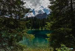 Lago di Carezza (capellini.chiara) Tags: naturephotography natura dolomites dolomiten dolomiti trentino trentinoaltoadige carersee lagodicarezza
