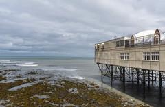 Aberystwyth (RedPlanetClaire) Tags: wales cardigan bay aberystwyth ceredigion holiday resort rain