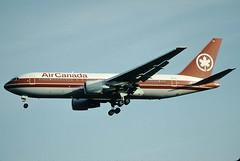 Air Canada Boeing 767-233ER C-GDSY (c/n 24145) (Manfred Saitz) Tags: london heathrow lhr egll air canada boeing 767200 762 b762 cgdsy creg