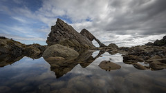 Bow Fiddle Rock, Portknockie, Scotland. (Thomas Winstone) Tags: bowfiddlerock portknockie scotland sigma14mmf18art landscapes canon canonuk landscape outdoors nature countryside outdoor 3lt my3leggedthing thomaswinstonephotography