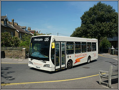 PN06 UYP, Westgate (Jason 87030) Tags: regent coaches optare 35 westgate august kent 2018 bench sunny livery small tiny bus route service operator wheels tree street stationroad shot sony alpha a6000 ilce nex lens tag publictransport