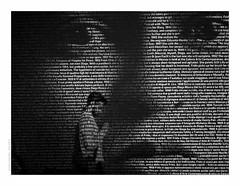 Frida Kahlo Mudec Milano (paolo paccagnella) Tags: phpph© bn bw blackandwhite portrait mudec milano italy primephoto presagio presenze photoinblackandwhite blancoynegro lightpaint