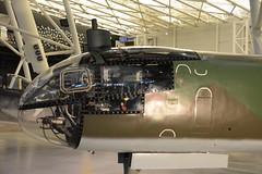 NASM_0274 Arado Ar-234B Blitz jet bomber (kurtsj00) Tags: nationalairandspacemuseum nasm smithsonian udvarhazy arado ar234b blitz jet bomber