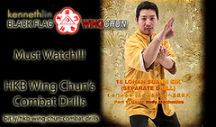 Black Flag Wing Chun Wing Chun 18 San Sik Combat Drills (Hek Ki Boen Eng Chun) Tags: wing chun kung fu ip man movie technique video training forms dummy schools yim