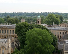 City Escape (Grooover) Tags: buildings trees landscape rooftops oxford grooover