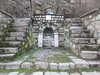 Fountain and steps, Liberators Hill, Plovdiv, Bulgaria (Paul McClure DC) Tags: plovdiv bulgaria balkans пловдив българия feb2018 historic architecture stonework