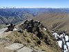 Summit view - Ben Lomond (Jackie & Dennis) Tags: benlomond rwh ramblerswalkingholidays newzealandgrandtour newzealand southisland summit