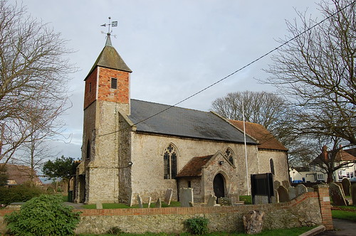 Dymchurch, Ss Peter & Paul church