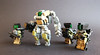 WarGearTech MEC and the soldiers in the exoskeleton (FrostNovejkee) Tags: mec soldiers military exoskeleton powersuit lego